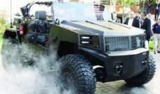 """الوحش اللبناني """"Frem Immortal"""" أول سيارة لبنانية رباعية الدفع .. فهل نراها ضمن عتاد الجيش ؟!"""