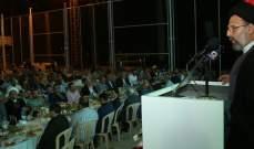 فضل الله: لنقف معا لإعادة العافية إلى الساحة الداخلية بعد الإنتخابات