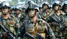مقتل خمسة جنود فيليبينيين في مكمن نصبه مسلحون ينتمون لجماعة إسلامية متطرفة