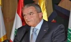 الخازن: مواقف الرئيس عون جاءت لتؤكد على تلازم القوة الكامنة في الجيش والمقاومة