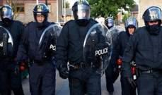 شرطة المانيا: توقيف ألماني بتهمة صدم أجانب ليلة رأس السنة
