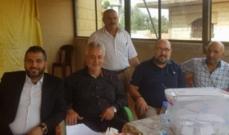 إنتخاب سمير خشفة رئيسا لنقابة مزارعي التبغ والتنباك في القليعات- عكار