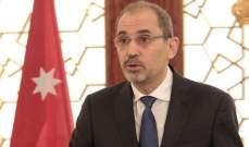 الصفدي: الجامعة العربية ستسعى للحصول على اعتراف عالمي بدولة فلسطين
