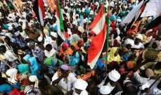 وزير الداخلية السوداني يعلن مقتل 7 أشخاص واعتقال الآلاف