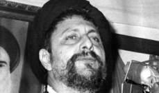 وكيل عائلة الصدر: نضع تصريحات بوغدانوف عن هنيبال القذافي برسم الخارجية