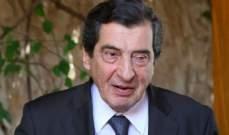 الفرزلي: لبنان مجبر على التواصل مع الدولة السورية لتسريع عودة النازحين