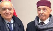 سلامة التقى صالح وحثّ على إخراج ليبيا من حالة الانسداد السياسي