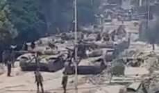 النشرة:الجيش السوري ينتشر في الحجر الأسود ومخيم اليرموك ويفكك المفخخات