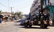 أ.ف.ب: مقتل 8 أشخاص بهجوم مسلح على معسكر للجيش في مالي