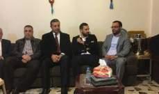قبيسي من بدياس: اختيار محمد داوود داوود شعلة مضيئة لهذه الحكومة