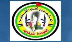 النشرة: تحالف القوى الفلسطينية في لبنان يعقد اجتماعه الدوري في بيروت
