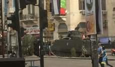 النشرة: الجيش ما زال يطوق مكتب كبارة في التل - طرابلس