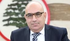 جبور: النظام السوري لا يملك أي سلطة داخل لبنان الذي ليس خاضعا لأي وصاية