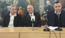 حميد:لتفعيل العملية السياسية انطلاقا من الإنتخابات لتطوير النظام السياسي