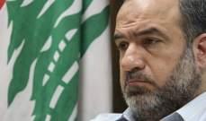 الايوبي عرض مع وفد من حماس التحديات التي تواجه القضية الفلسطينية