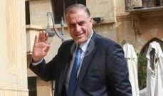 محمد سليمان مهنئا بالفصح: أملنا أن ينعم لبنان بظروف أفضل