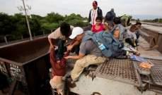 سلطات المكسيك: العثور على 89 مهاجراً غير شرعي داخل شاحنة جنوب البلاد
