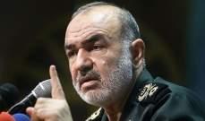 سلامي حذّر السعودية والإمارات من مغبة التمادي وتجاوز خطوط إيران الحمراء