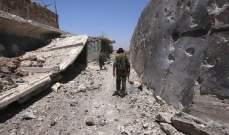 وفد أردني في دمشق للبحث في مشاريع إعادة إعمار سوريا