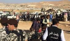 النشرة: بدء عملية عودة عدد من السوريين الى بلداتهم بالقلمون عبر جرد عرسال