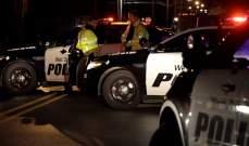 مقتل شرطيين في إطلاق نار بولاية أوهايو الأميركية