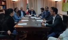 وزير العدل يترأس لجنة القضاة المتابعة للإنتخابات الفرعية