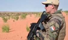 الجيش الفرنسي يعلن القضاء على نحو 30 مسلحاً في مالي