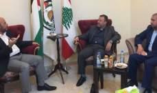 """مسؤول """"حماس"""" في لبنان: الحركة حريصة على تفعيل العمل الفلسطيني المشترك"""