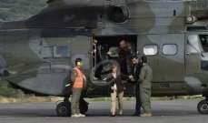 الاخبار: طائرة أميركية حطّت في مطار حاماتآتية من لارناكابعدما انطلقت إلى قبرص من تل أبيب