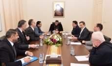 اجتماع لجنة المتابعة المارونية شدد على ضرورة الإسراع بتشكيل الحكومة