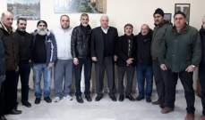 قمر الدين طلب من مجلس الإنماء إطلاق أشغال ترميم خان الصابون في طرابلس