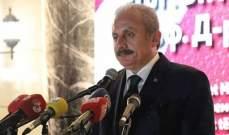 رئيس البرلمان التركي: أردوغان يخطط لزيارة شمال مقدونيا