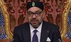ملك المغرب دعا الجزائر لتجاوز الخلافات الثنائية والتعاون بقضايا المنطقة