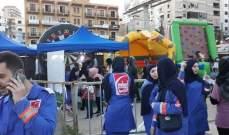 """افتتاح مهرجان """"اهلا رمضان"""" في مدينة النبطية"""
