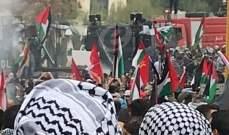 موقوفو أحداث عوكر أمام العسكرية: المشاغبون هربوا