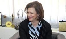 ريا الحسن: كلام فضل الله عن ذهاب شخصيات إلى السجن بسبب الفساد انتخابي