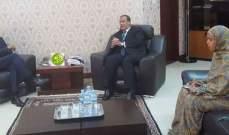 وزير خارجية موريتانيا استقبل سفيري الجزائر والمغرب لإنهاء الأزمة بين البلدين