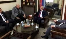 حمدان أكد أهمية الدور الروسي المتزن والحكيم على الصعيد الدولي والإقليمي