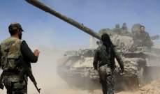 """سانا: الجيش السوري أحبط محاولة تسلل مجموعات من مسلحي """"النصرة"""" بريف حماة الشمالي"""