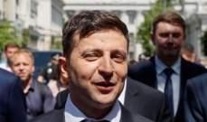 رئيس أوكرانيا يحدد 21 تموز موعدا للانتخابات البرلمانية المبكرة