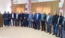 اللقاء الاسلامي الوطني طالب الحكومة بالعمل لنيل ثقة الشعب