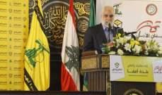 حسين زعيتر أكد أهمية التواصل والتعاون لما فيه مصلحة أهل جبيل وكسروان