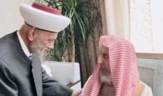 دريان: التضامن والوحدة بين المسلمين هي الطريق السليم للتصدي لكل التطرف