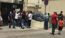 النشرة: العملية الانتخابية تجري بهدوء وانسيابية في منطقة سن الفيل