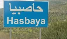 النشرة: الجيش اللبناني فجر قنبلة عنقودية في خراج حاصبيا