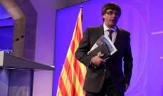 محكمة ألمانية تسمح بتسليم زعيم كتالونيا السابق لإسبانيا