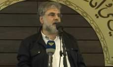 الموسوي: الانتخابات فتحت طريقا ممكنا نحو تكريس التعددية السياسية والحزبية
