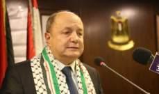 بشارة الأسمر: نقف الى جانب عمال فلسطين في مطالبهم العادلة