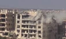 """الميادين: اشتباكات بين الجيش السوري و""""النصرة"""" في حي جمعية الزهراء بحلب"""