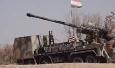 الميادين: الدفاعات الجويه السورية أسقطت 3 صواريخ بينما سقط الرابع قرب موقع البحوث العلمية في مصياف